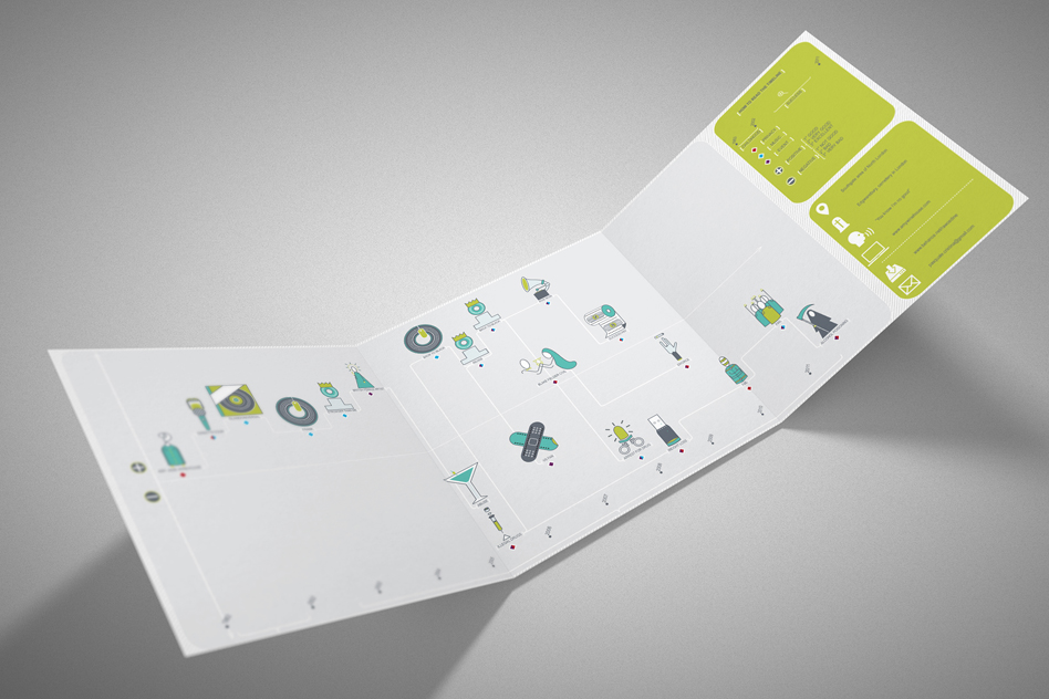Infographics stories – pocket biographies